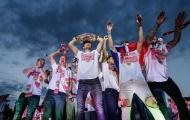 Bundesliga Five: Thiên nga trắng hồi sinh