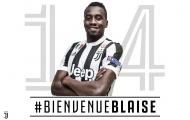 CHÍNH THỨC: Juventus công bố tân binh Blaise Matuidi