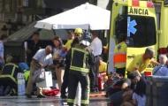 IS tấn công khủng bố tại Barcelona, các sao bóng đá cùng lên tiếng