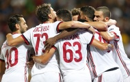Crotone 0 - 3 AC Milan: Định đoạt từ đầu trận