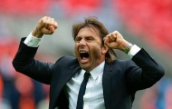 Chelsea của Conte có thống kê khó tin