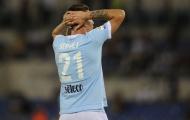 Lazio 0-0 SPAL: Đại bàng không thể cất cánh