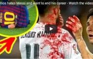 Lịch sử những pha triệt hạ của Ramos với Messi