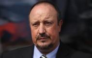 Thua liên tiếp tại Ngoại hạng Anh, Benitez run rẩy