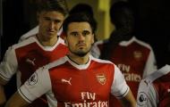 Thua Stoke, Arsenal liên tiếp chia tay 2 nguời thừa