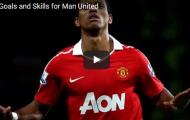 Luis Nani từng được kỳ vọng thay thế Ronaldo ở Man Utd