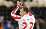 Vì sao Shaqiri được gọi là 'Messi Thụy Sĩ'?