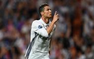 Lập siêu phẩm, Ronaldo cân bằng thành tích của huyền thoại Di Stefano.