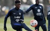 Nổi loạn ở Dortmund, Dembele bị loại khỏi tuyển Pháp
