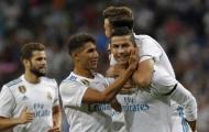 Ronaldo tỏa sáng, Real giữ cúp bạc ở lại Bernabeu