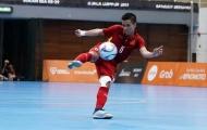 Đè bẹp Indonesia, futsal Việt Nam 'sáng cửa' giành HCB