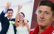 Bất ngờ với lý do lấy vợ của Lewandowski: vì... nhìn nhầm!