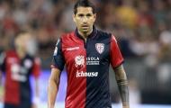 Cựu tiền đạo Milan bắt kịp kỉ lục ghi bàn ở Serie A