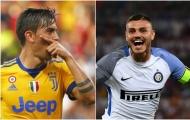 Đội hình tiêu biểu vòng 2 Serie A 2017/18: Vua phá lưới bắt đầu nóng