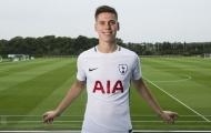 Juan Foyth: Tân binh sáng giá của Tottenham