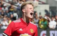 Man Utd chia tay hai sao trẻ đầy tiềm năng