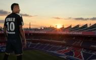 Neymar trở thành biểu tượng trong bộ ảnh công bố áo đấu thứ 3 của PSG