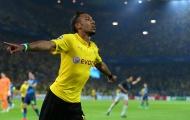 10 bàn thắng hay nhất của Aubameyang được Bundesliga bình chọn