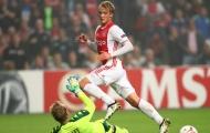 Tài năng đặc biệt của Kasper Dolberg (Ajax)