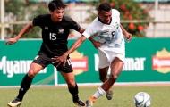 Thái Lan và Malaysia thị uy sức mạnh ở giải U18 ĐNÁ 2017