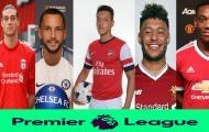 Top 5 bom tấn giờ chót đắt giá nhất Premier League