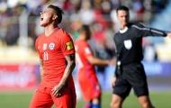 Khóc hận ở tử địa Hernando Siles, giấc mơ World Cup ngày càng xa vời với Chile