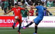 Highlights: Bolivia 1-0 Chile (Vòng loại World Cup 2018)