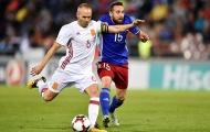 Highlights: Liechtenstein 0-8 Tây Ban Nha (Vòng loại World Cup 2018)