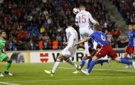 Sergio Ramos thể hiện ra sao vs Liechtenstein?