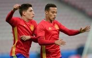Thiago Alcantara quay Roulette điệu nghệ trong trận thắng Liechtenstein