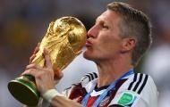 10 cầu thủ Đức xuất sắc nhất mọi thời đại (Phần 1)