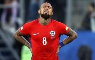 Arturo Vidal XÁC NHẬN thời gian chia tay đội tuyển Chile