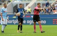 Inter 2-0 SPAL: Công nghệ VAR khiến tân binh khóc hận