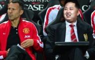 Có Kim Jong un 'hậu thuẫn', Man Utd sẽ vô đối!?