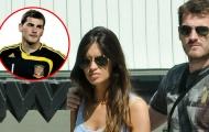 Bất ngờ với thú vui lạ của vợ Casillas