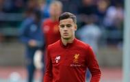 Coutinho CHÍNH THỨC trở lại đội hình xuất phát của Liverpool