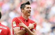 Lewandowski lập cú đúp, Bayern Munich hủy diệt Mainz 05