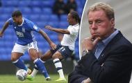 CHÍNH THỨC: Harry Redknapp bị sa thải sau chuỗi 5 trận toàn thua