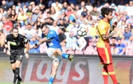 Highlights: Napoli 6-0 Benevento (Vòng 4 Serie A)