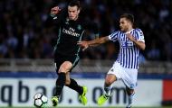 Với Gareth Bale, bàn thắng vào lưới Sociedad mang rất nhiều ý nghĩa
