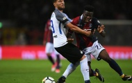 Bologna 1-1 Inter Milan: Các sao im tiếng, đại gia ngã ngựa