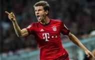 Muller từ chối thay thế cho Coutinho tại Liverpool