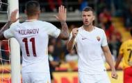 Benevento 0-4 AS Roma: Dzeko và 'những người bạn' bất đắc dĩ
