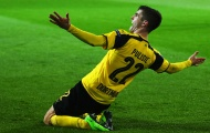 Dortmund lập cột mốc 3000 bàn thắng ở Bundesliga