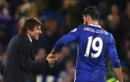 HLV Conte nói lời 'gan ruột' chia tay Diego Costa