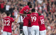 21h00 ngày 23/09, Southampton vs Man Utd: Khó cản bước Quỷ