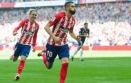 Atletico Madrid 2-0 Sevilla: Song sát gầm vang