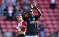 HÀI HƯỚC: Lukaku bị Man Utd bỏ rơi ở Southampton