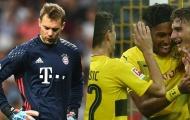 [MUTEX] - Neuer nghỉ hết năm, cơ hội nào cho Dortmund?