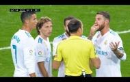 Phải chăng trọng tài bắt ép Real Madrid & Cristiano Ronaldo?